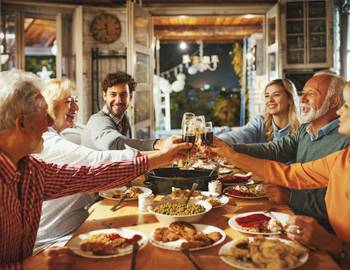 Copper Mountain Thanksgiving