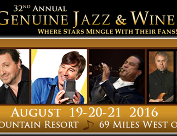 Genuine Jazz & Wine Festival