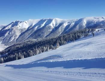 copper mountain ski terrain