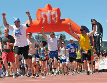 Colorado Ragnar Relay