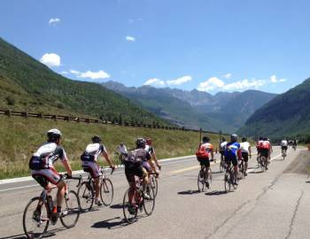 Copper Triangle Bicycle Tour