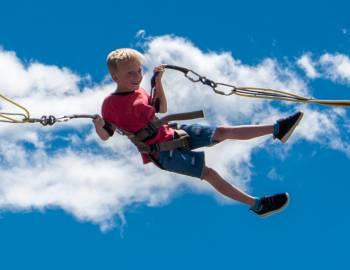 quad bungee jump