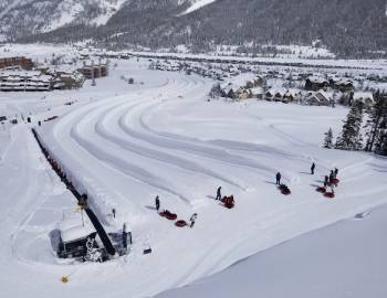 Copper Mountain Snow Tubing