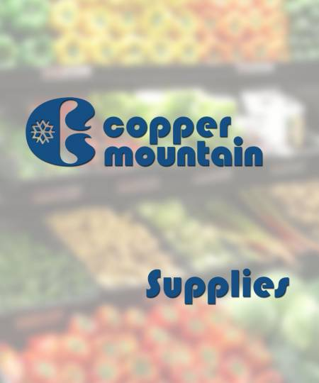 Copper Mountain Groceries