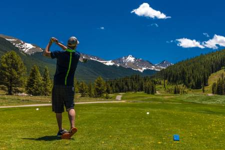 Copper Mountain Golf