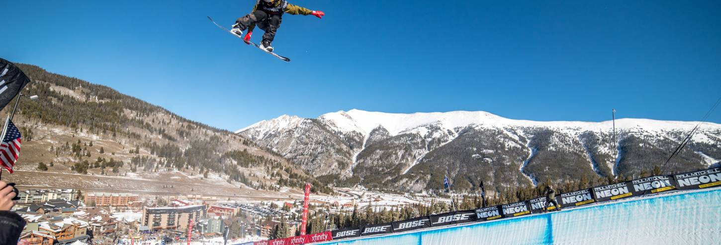 Copper Mountain Half Pipe