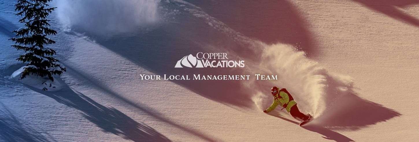 Copper Mountain Local Property Management