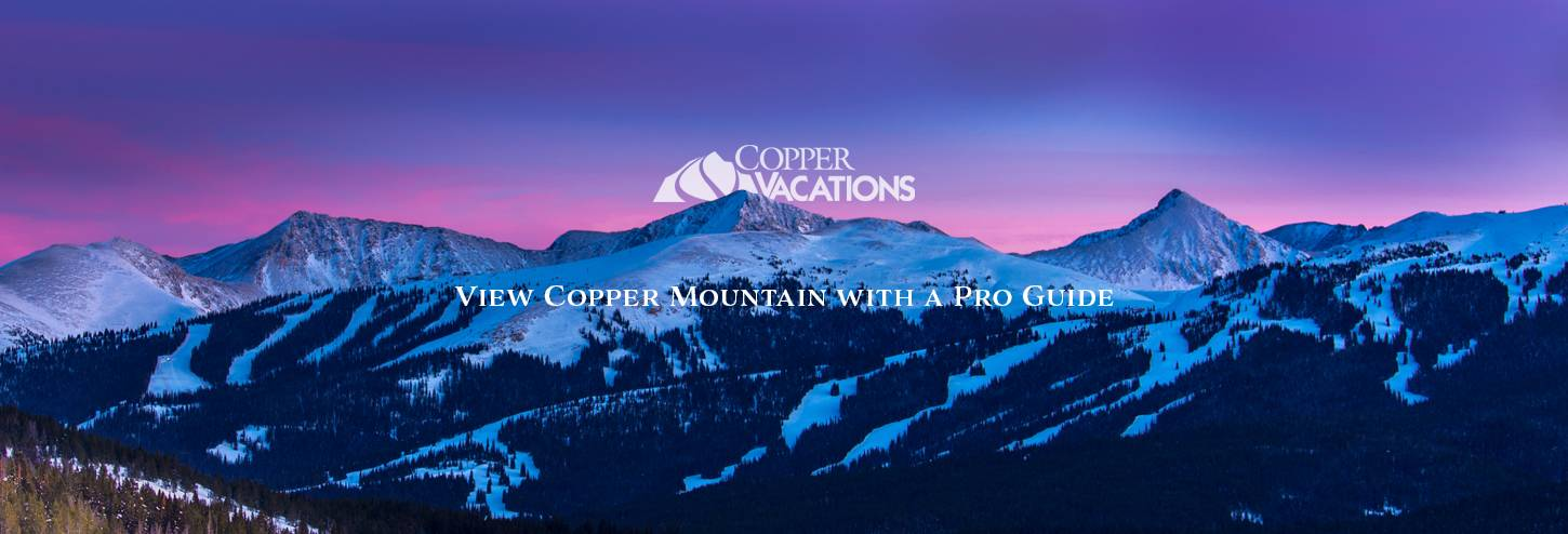 Copper Mountain Pro Guide