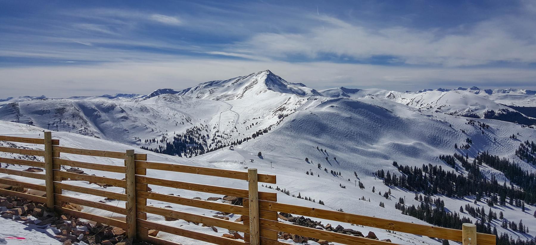 Copper Mountain, Copper Bowl and Union Bowl