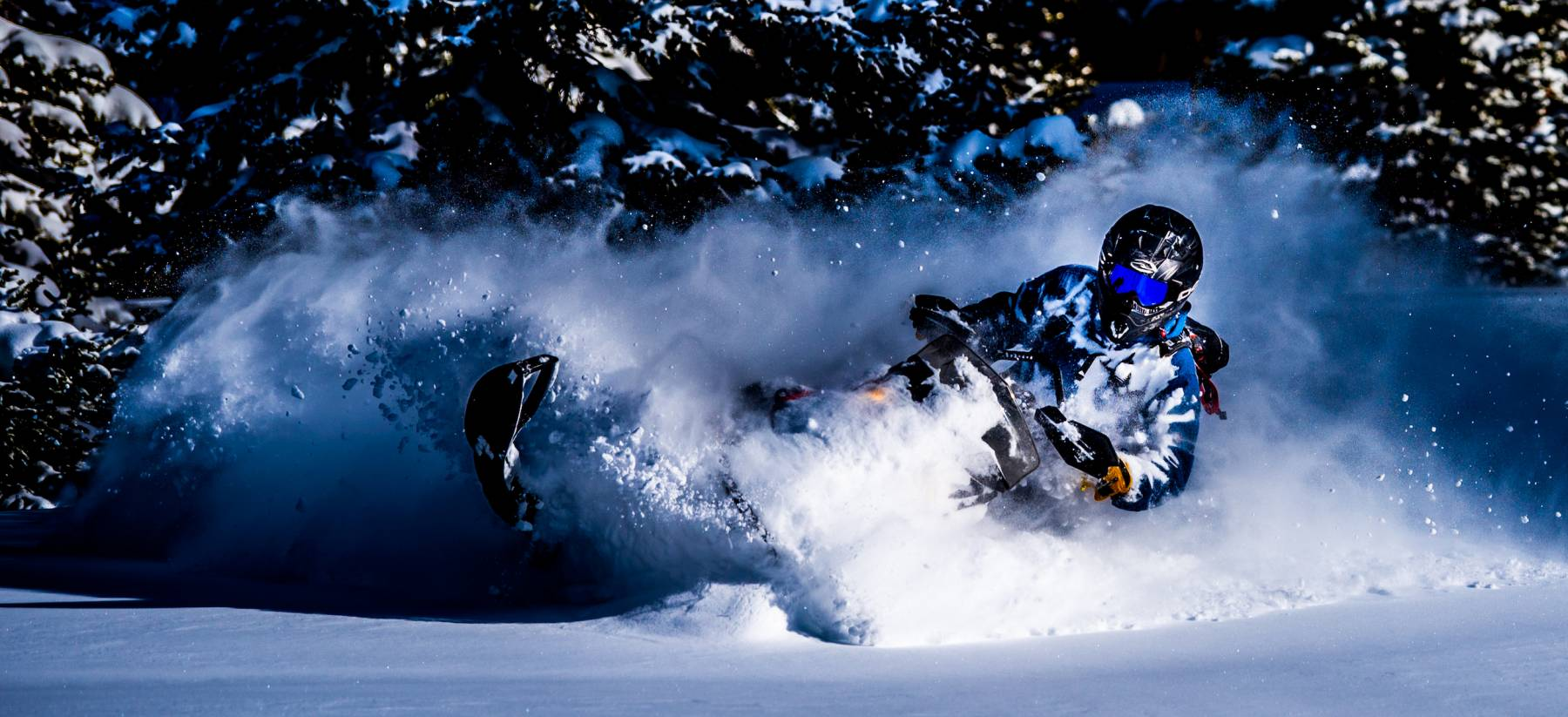 Copper Mountain Snowmobiling