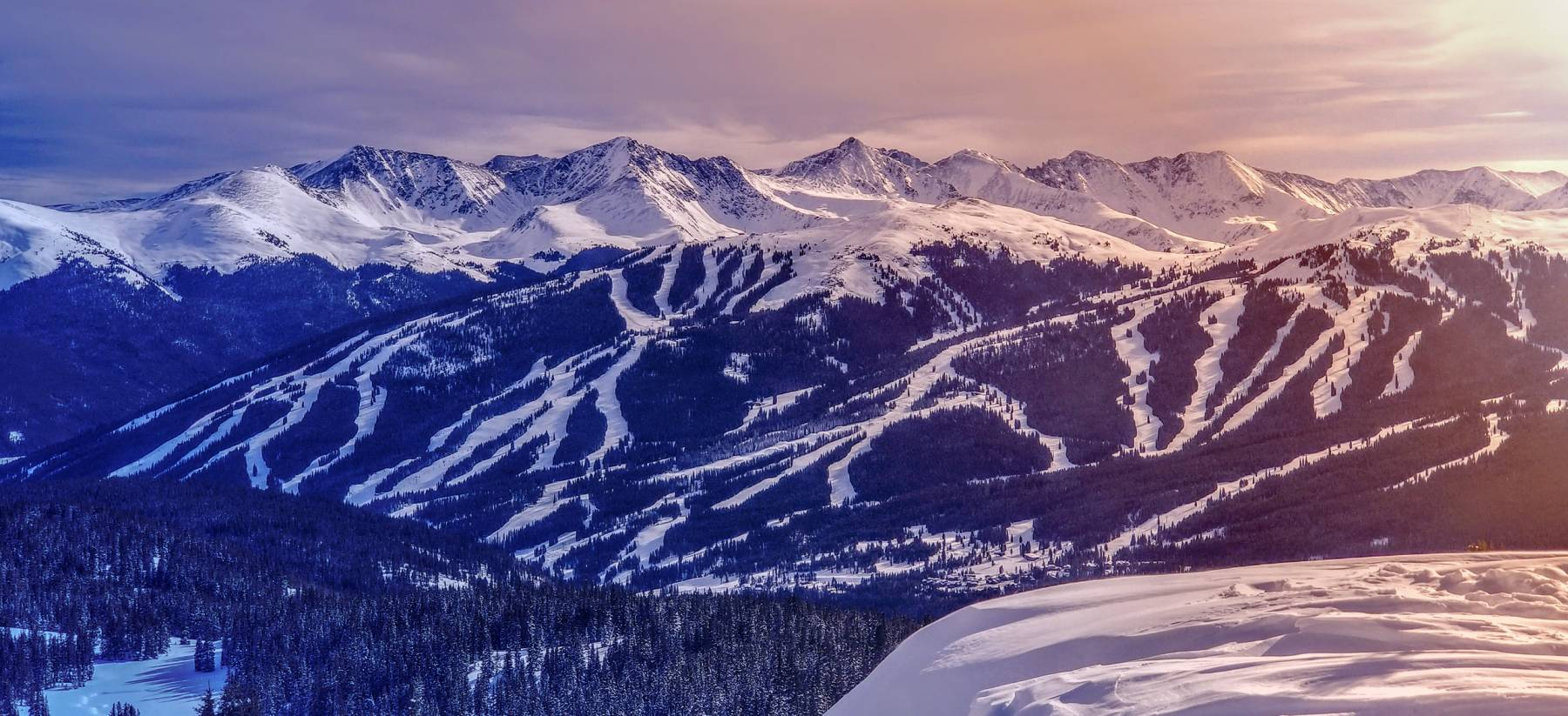 Copper Mountain is Colorado Local's Favortie