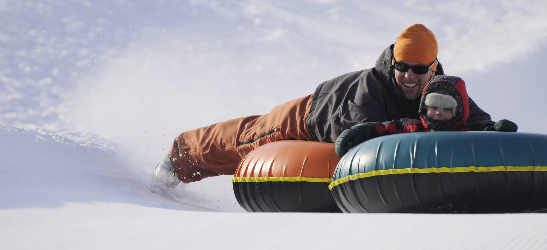 Copper Mountain Tubing for Kids