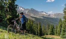 Mountain Biking Near Copper Mountain