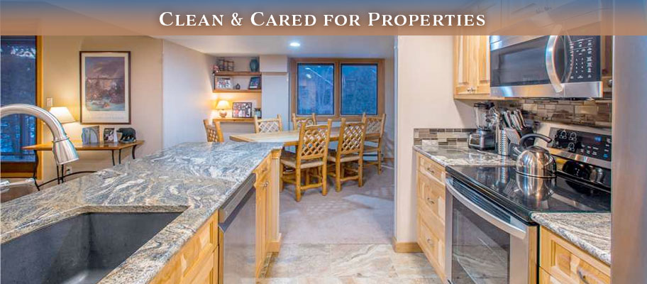 Copper Mountain Cleaning Services