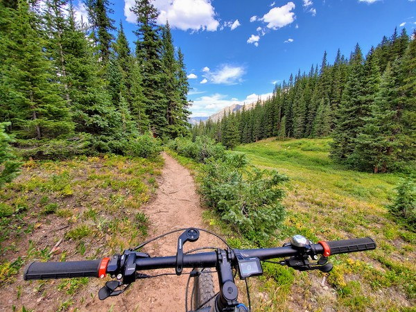 Copper Mountain Mountain Biking