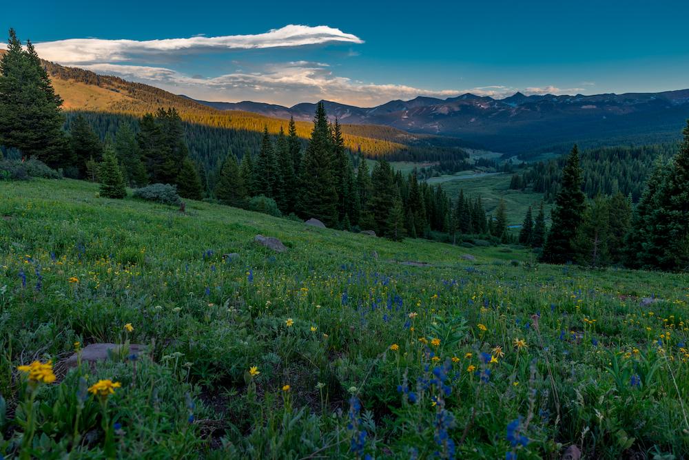 copper mountain summer