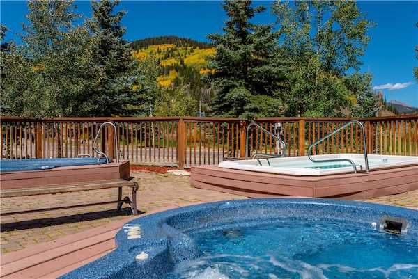 Copper Mountain Vacation Rentals with Hot Tub