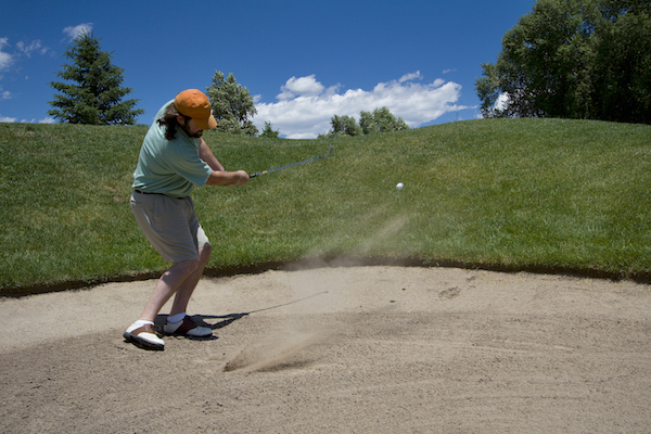 Copper Mountain Golf