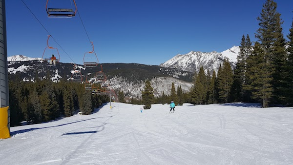 Copper Mountain Ski Runs