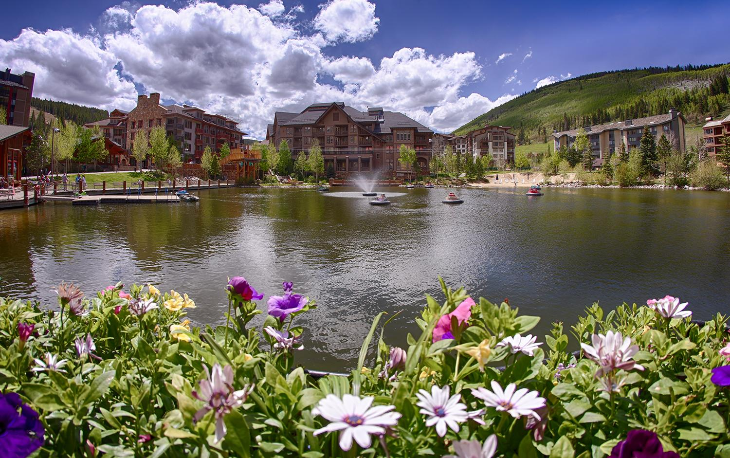 Summer activities at Copper Mountain