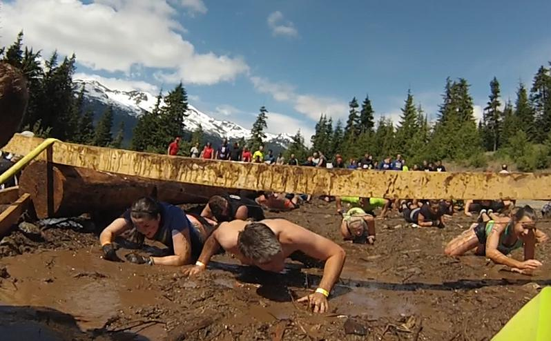 Tough Mudder Copper Mountain